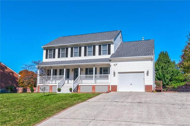 7418 Cindy Court, Mechanicsville, VA 23111 (MLS #2031883) :: EXIT First Realty