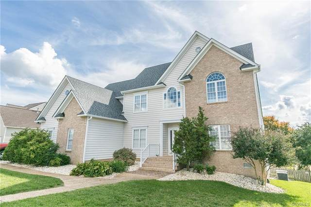 6079 Pond Place Way, Mechanicsville, VA 23111 (MLS #2031898) :: Treehouse Realty VA