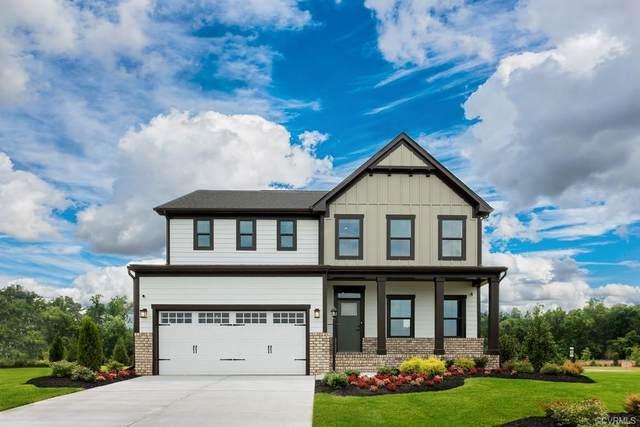 9228 Fairfield Farm Court, Mechanicsville, VA 23116 (MLS #2031900) :: EXIT First Realty