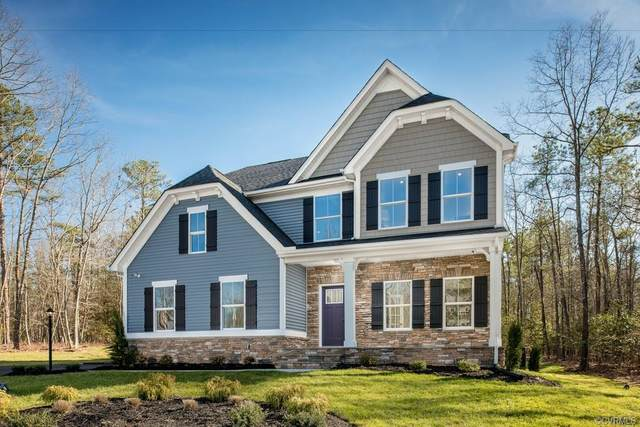9237 Janeway Drive, Mechanicsville, VA 23116 (MLS #2031904) :: Blake and Ali Poore Team