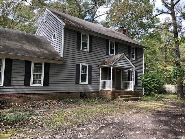 2 Wicker Drive, Henrico, VA 23231 (MLS #2031911) :: Treehouse Realty VA
