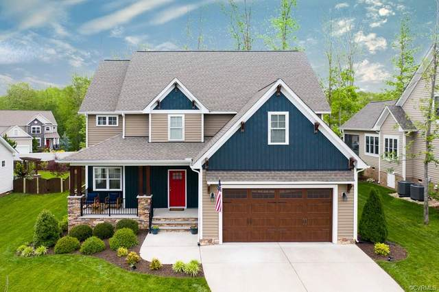 3237 Farcet Terrace, Chesterfield, VA 23112 (MLS #2031923) :: EXIT First Realty