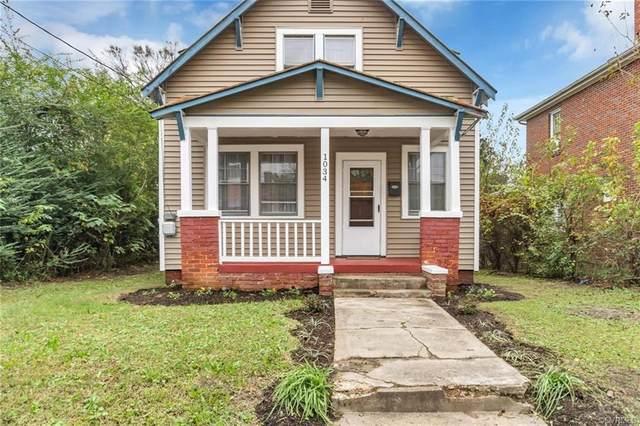 1034 Farmer Street, Petersburg, VA 23803 (MLS #2031928) :: The Redux Group