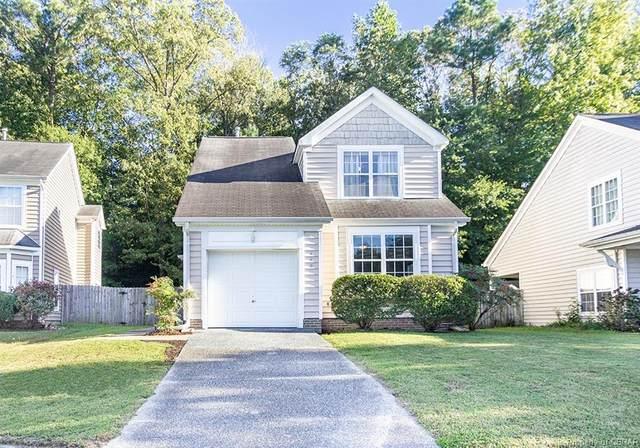 110 Kevin Court, Yorktown, VA 23692 (MLS #2031933) :: Treehouse Realty VA