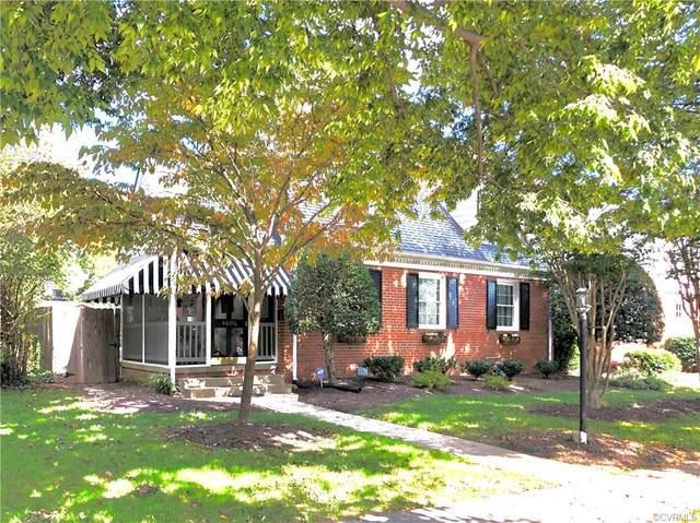 4606 Fitzhugh Avenue, Richmond, VA 23230 (MLS #2031945) :: Treehouse Realty VA