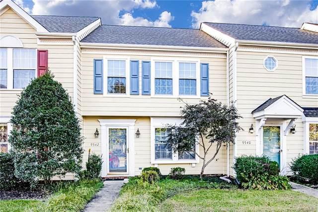 9542 Sara Beth Circle, Glen Allen, VA 23060 (MLS #2031953) :: EXIT First Realty