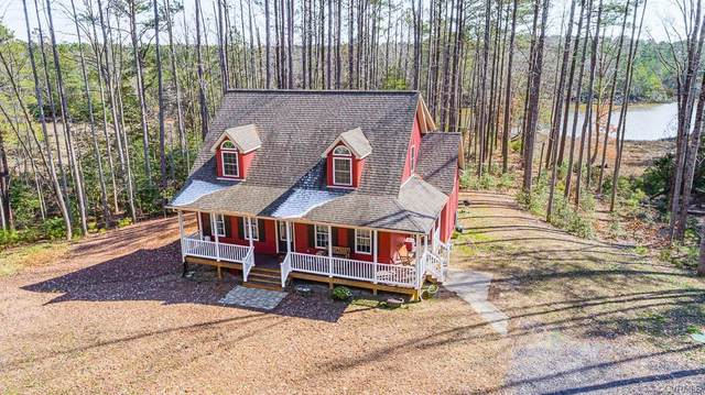 850 Husseys Creek Road, Warsaw, VA 22572 (MLS #2031954) :: Treehouse Realty VA
