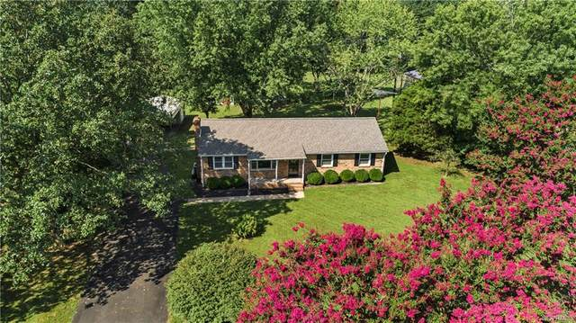 1201 Schroeder Road, Powhatan, VA 23139 (MLS #2031972) :: Small & Associates