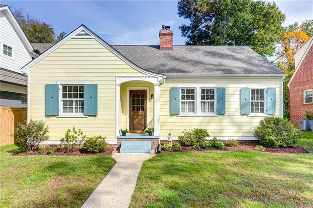 4816 W Franklin Street, Richmond, VA 23226 (MLS #2031981) :: Treehouse Realty VA