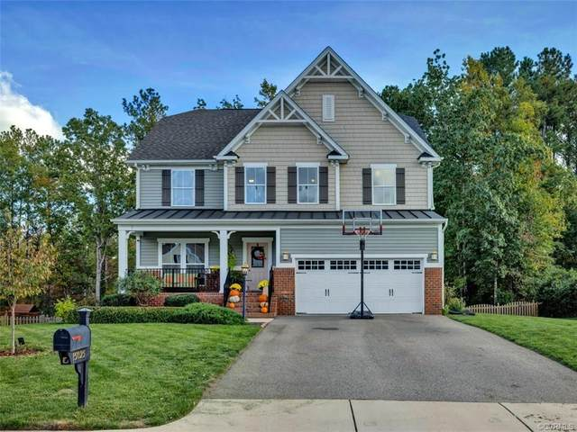 15025 Badestowe Drive, Chesterfield, VA 23832 (MLS #2031985) :: Treehouse Realty VA