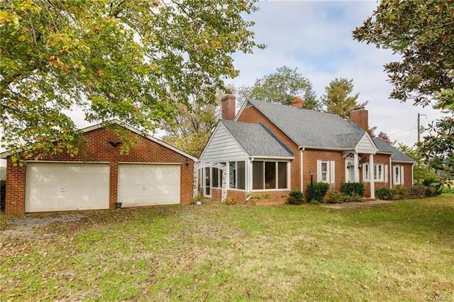 18079 Shiloh Church Road, Beaverdam, VA 23015 (MLS #2031992) :: Treehouse Realty VA