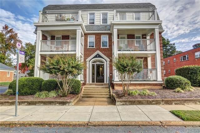 4524 Grove Avenue U4, Richmond, VA 23221 (MLS #2031993) :: Treehouse Realty VA