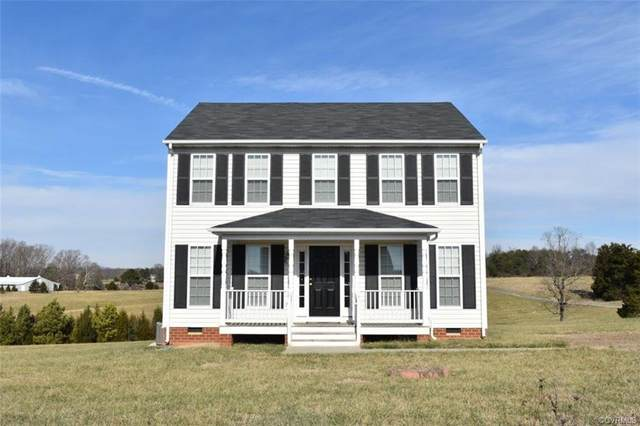 821 Beverstone Road, Henrico, VA 23075 (MLS #2032014) :: EXIT First Realty