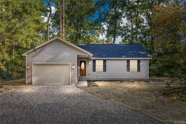 29 Sweetbriar Lane, Montross, VA 22520 (MLS #2032019) :: Treehouse Realty VA