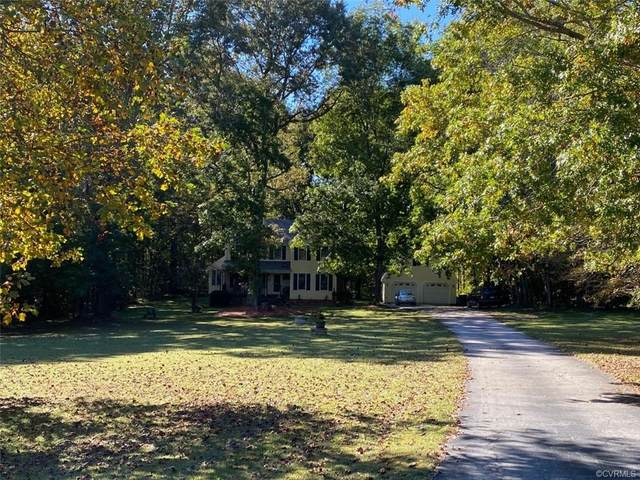 2180 Fountain Ridge Road, Prince George, VA 23860 (MLS #2032038) :: EXIT First Realty