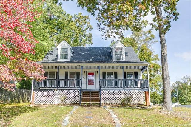 8340 Debbs Lane, North Chesterfield, VA 23235 (MLS #2032042) :: EXIT First Realty