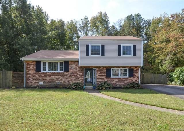 2811 Lito Road, Henrico, VA 23060 (MLS #2032047) :: Treehouse Realty VA