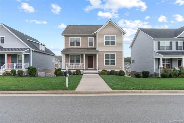 14824 Bridge Creek Drive, Midlothian, VA 23113 (MLS #2032054) :: Small & Associates