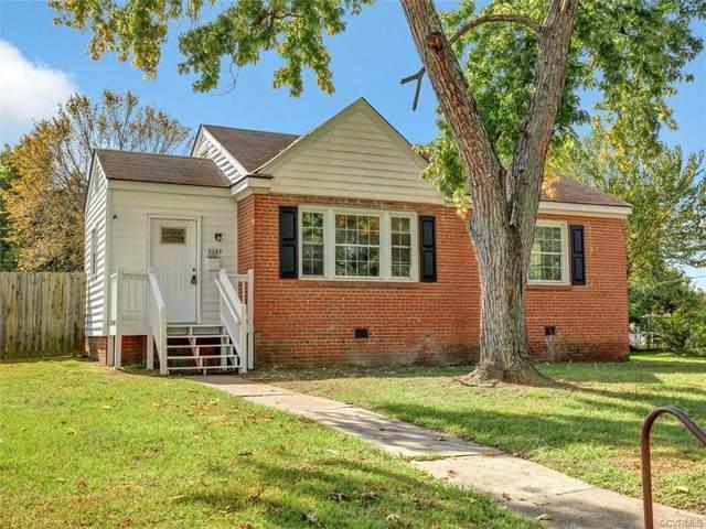 3103 Chesham Street, Henrico, VA 23231 (MLS #2032063) :: The Redux Group