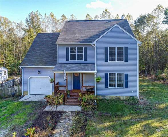 2665 Little Creek Dam Road, Toano, VA 23168 (MLS #2032071) :: Treehouse Realty VA