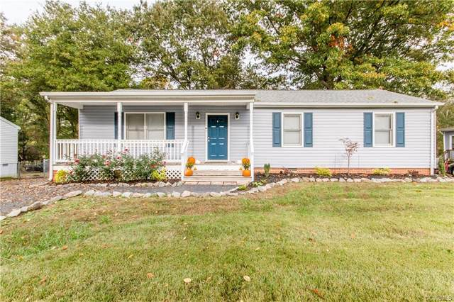 19212 Temple Avenue, South Chesterfield, VA 23834 (MLS #2032072) :: The Redux Group
