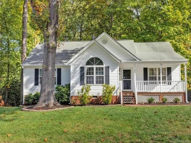 5111 Berryridge Terrace, Chesterfield, VA 23832 (MLS #2032074) :: Treehouse Realty VA