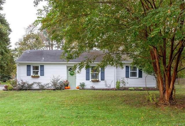 5301 Talley Pond Road, Mechanicsville, VA 23116 (MLS #2032076) :: Treehouse Realty VA