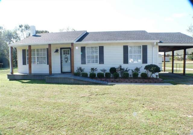 211 Coxs Lane, Shacklefords, VA 23156 (MLS #2032080) :: The Redux Group