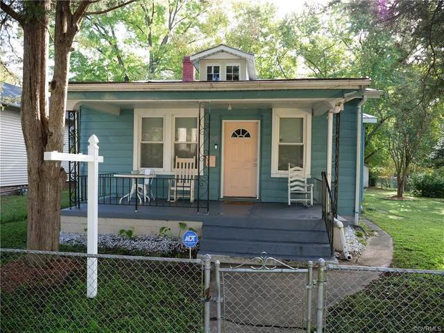 1619 Rogers Street, Richmond, VA 23223 (MLS #2032102) :: Treehouse Realty VA
