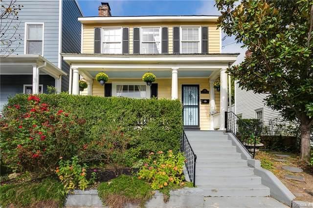 722 N 27th Street, Richmond, VA 23223 (#2032114) :: Abbitt Realty Co.