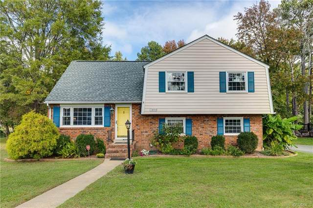 11860 Old Buckingham Road, Midlothian, VA 23113 (MLS #2032126) :: Treehouse Realty VA