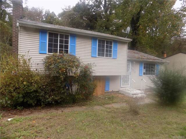 6512 Creekrun Drive, North Chesterfield, VA 23234 (MLS #2032130) :: Treehouse Realty VA