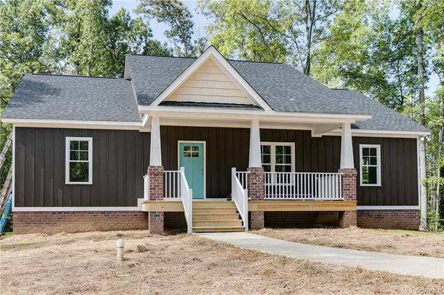 5261 Old Buckingham Road, Powhatan, VA 23139 (MLS #2032138) :: EXIT First Realty