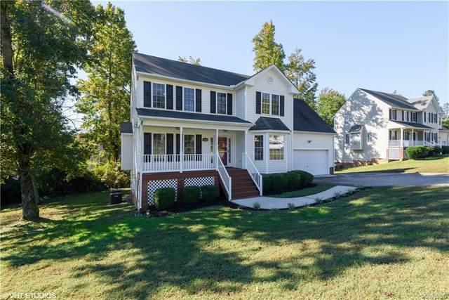 4025 Birdbrook Drive, South Chesterfield, VA 23834 (MLS #2032169) :: Treehouse Realty VA