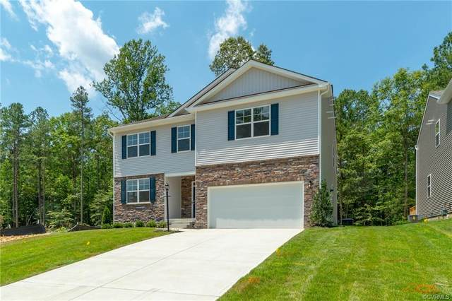 5731 Brailen Drive, Moseley, VA 23120 (MLS #2032170) :: The Redux Group