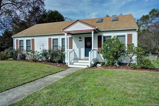 7830 Cedar Springs Drive, Gloucester, VA 23061 (MLS #2032186) :: Treehouse Realty VA