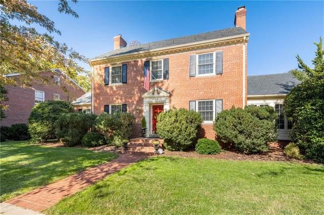 4208 W Franklin Street, Richmond, VA 23221 (MLS #2032195) :: Treehouse Realty VA