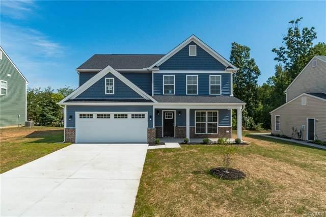 219 Bibb Street, Louisa, VA 23093 (MLS #2032198) :: Treehouse Realty VA