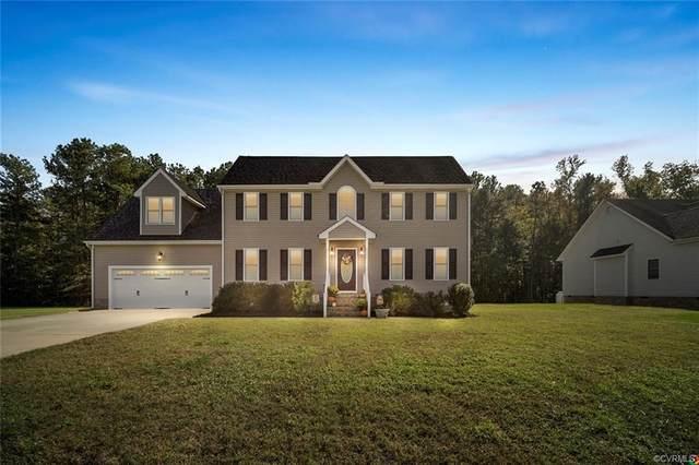 14443 Sulphur Springs Terrace, Chester, VA 23836 (MLS #2032204) :: Treehouse Realty VA
