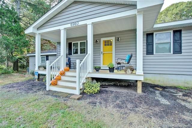6960 Powhatan Drive, Hayes, VA 23061 (MLS #2032216) :: EXIT First Realty
