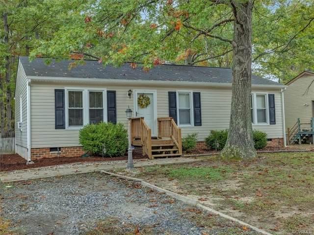 6236 Dorius Drive, Chesterfield, VA 23234 (MLS #2032234) :: Treehouse Realty VA