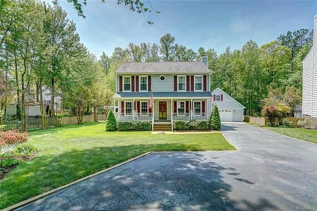 9029 Merlin Court, Glen Allen, VA 23060 (MLS #2032245) :: Treehouse Realty VA
