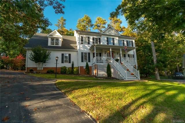 12402 Avon Lake Circle, Midlothian, VA 23114 (MLS #2032264) :: Treehouse Realty VA