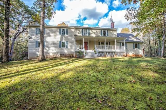 20230 Pony Farm Road, Maidens, VA 23102 (MLS #2032286) :: Treehouse Realty VA
