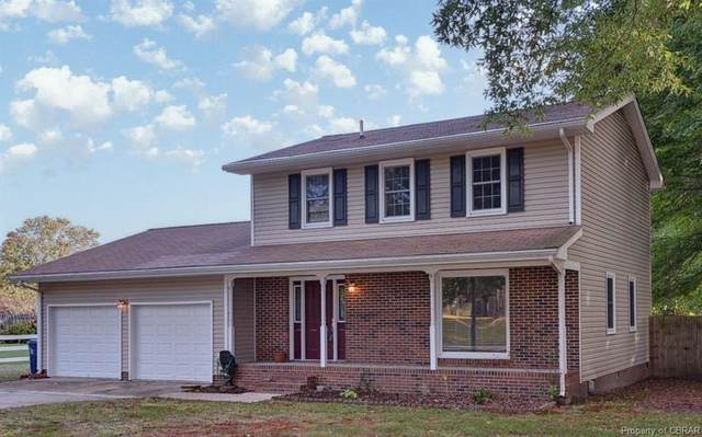 2705 Echo Hall Terrace, Hayes, VA 23072 (MLS #2032294) :: EXIT First Realty