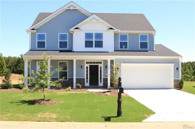 208 Bibb Street, Louisa, VA 23093 (MLS #2032314) :: Treehouse Realty VA