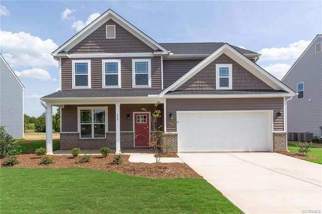 0 Cardinal Road, Louisa, VA 23093 (MLS #2032317) :: Treehouse Realty VA
