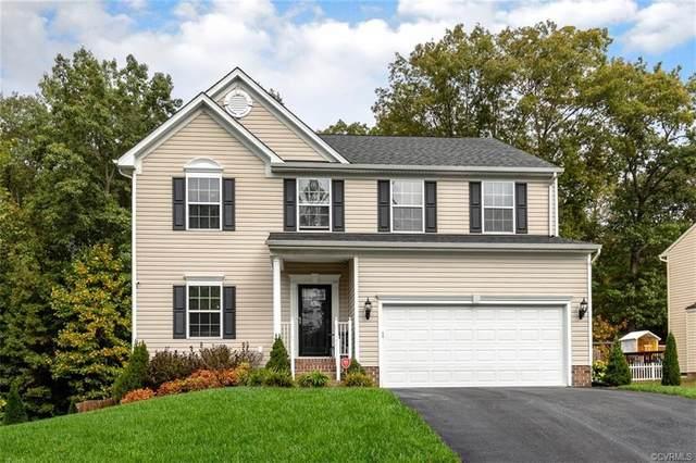 10912 Oak Arbor Terrace, Chester, VA 23831 (MLS #2032356) :: Small & Associates