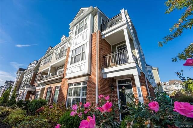 3931 Village Townes Walk, Henrico, VA 23060 (MLS #2032357) :: Small & Associates