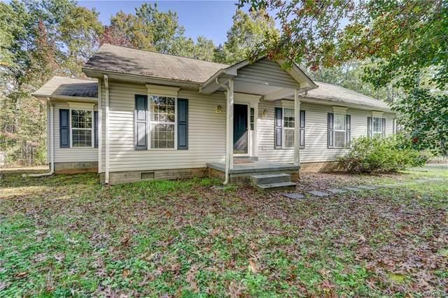 6652 E Old Mountain Road, Louisa, VA 23093 (MLS #2032374) :: Treehouse Realty VA